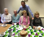 Thanks for attending my MacMillan Coffee Morning