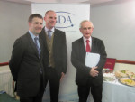 MICHAEL MEETS WITH BRITISH DENTAL ASSOCIATION