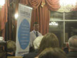 MICHAEL ADDRESSES MEETING OF DIABETES UK