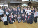 LARBERT VILLAGE PRIMARY VISIT TO PARLIAMENT
