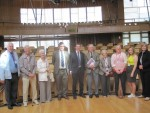 CAMELON AREA REGENERATION GROUP VISIT TO PARLIAMENT
