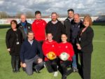 APPRENCTICESHIP WEEK AT FALKIRK FOOTBALL CLUB