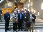 DELIGHTED TO HOST FALKIRK MENS CARERS GROUP VISIT TO PARLIAMENT