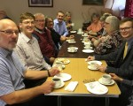More constituents at my MacMillan Coffee morning