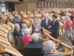 Olivet Church Visit Parliament