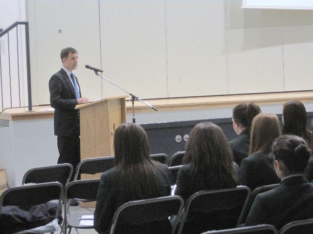 St. Mungo's High School Employability Day 04
