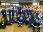 Visit to Scottish Parliament by Stenhousemuir Primary