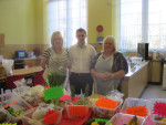 VISITING THE CAMELON FRUIT BARRA, OPEN AT THE EDUCATION CENTRE TUESDAYS 10-12