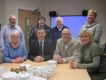 Discussion on the Mental Health Strategy at the Falkirk and District Association for Mental Health