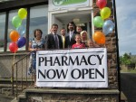 OPENING OF LOCAL PHARMACY AT SHIELDHILL