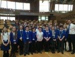 ST ANDREW PS VISIT TO PARLIAMENT