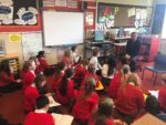 ST FRANCIS XAVIERS  PRIMARY VISIT